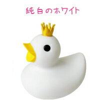 dreams 洗面台や浴室のインテリアにどうぞ。dreamsI LOVE NEW YOKUCrownDucks ホワイト ILN61402