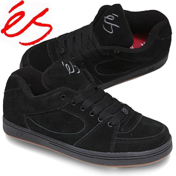 【正規取扱店】・'es ACCEL[ブラック]エス アクセルメンズ レディース【靴】 snk 1311trip新生活