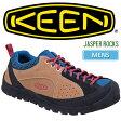 ・KEEN JASPER ROCKS[スターフィッシュ/レーシングレッド]キーン ジャスパー ロックスメンズ(男性用)【靴】_11510F(trip)【送料無料】
