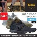 【SALE/30%OFF】テバ スニーカー アローウッド エボ ウォータープルーフ[全3色](1015239)Teva ARROWOOD EVO WP メンズ【靴】_11708E(trip) 【返品交換不可】レビューを書いて500円クーポンを貰おう!