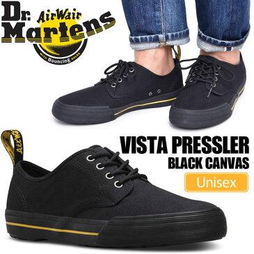 ドクターマーチン スニーカー ビスタ プレスラー[ブラック](21951001)Dr.Martens VISTA PRESSLER メンズ レディース【靴】_snk_1803trip