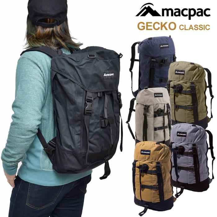 マックパック リュック macpac ゲッコ クラシック バックパック(35L)[全4色](MM71706)GECKO CLASSIC メンズ レディース【鞄】 bpk 19...