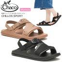 【正規取扱店】チャコ Chaco サンダル レディース ウィメンズ チロススポーツ 22-25cm WS CHILLOS