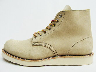 RED WING Red Wing 8167 CLASSIC WORK classic work ROUND-TOE rounds, to the hawthorne abilene roughout Hawthorne アビレーン roughout