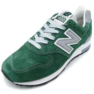 NEW BALANCE new balance M1400 MG mountain green mountain green mens Womens sneakers sneakers NB NB Made In USA 1400
