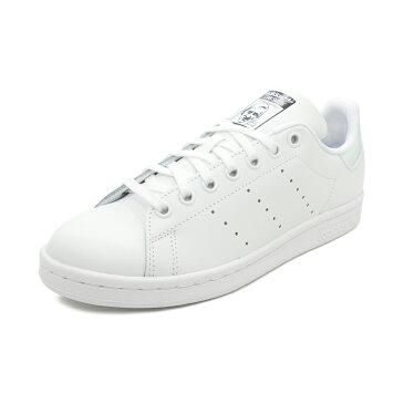 スニーカー アディダス adidas スタンスミスJ ランニングホワイト/シルバーメタリック レディース シューズ 靴 19SS