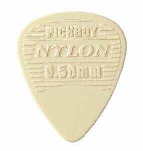PICKBOY CLASSIC NYLON gauge0.50mm/PICKBOY ピック