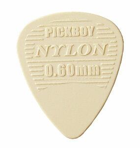 PICKBOY CLASSIC NYLON gauge0.60mm/PICKBOY ピック