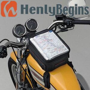 デイトナ HenlyBegins 70882→77281 タンクバッグ MIL/A5版対応