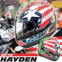 ★送料無料★アライ RX-7X HAYDEN N・ヘイデン フルフェイスヘルメット レプリカモデル