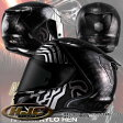 ★送料無料★HJC /RS TAICHI HJH118 STAR WARS RPHA 11 KYLO REN/カイロ レン フルフェイスヘルメット