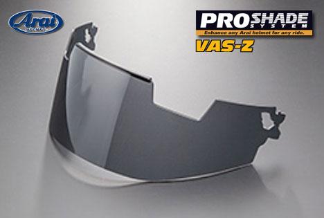 ヘルメット用アクセサリー・パーツ, シールド ARAIVAS-Z PS VZ-RAMPS10mm