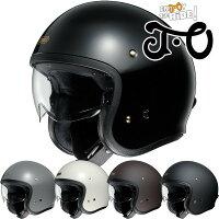 ショウエイJ・O(ジェイ・オー)JOスモールジェットヘルメット
