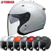 ★送料無料★ ヤマハ YJ-17 ZENITH-P (ピンロック) ゼニス ジェットヘルメット サンバイザー標準装備