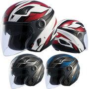 レイヤージェットヘルメット