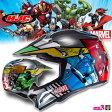 ★送料無料★HJC CL-XY2 HJH108 AVENGERS アベンジャーズ レディース/キッズ用オフロードヘルメット