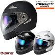 ★送料無料★WINS CROWN HELMET ウインズ MODIFY アドバンス システムジェット ヘルメットMODIFY Advance