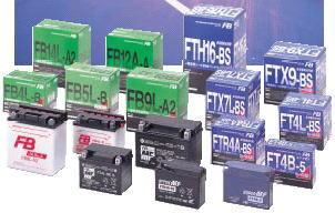 安心の国内メーカーバッテリー★送料無料★FT7B-4(YT7B-BS,GT7B-4)