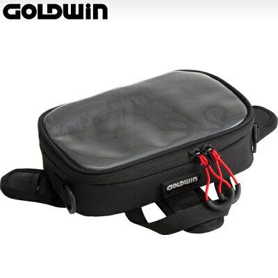 ゴールドウィンGSM17319ツーリングナビバッグ(容量1L/吸盤式)