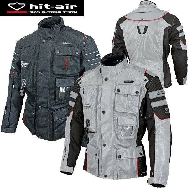 ★送料無料★ hit-air Motorrad-2 Mesh エアバッグメッシュジャケット無限電光 ヒットエア エアバッグシステム搭載画像