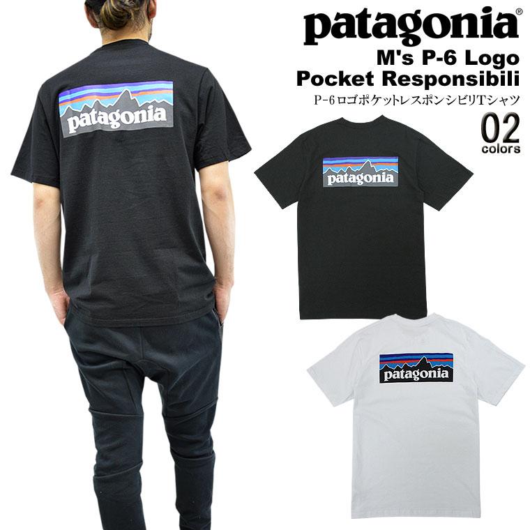 トップス, Tシャツ・カットソー Patagonia P-6TpatagonianewUS 11,000PATAGONIA39178
