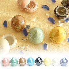【送料無料】【手元供養】ミニ骨壷 『虹珠(にじだま)』  全8色から選べます[骨壺 仏具 供養…