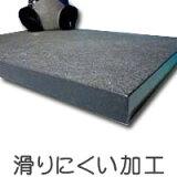 大理石でペットひんやり♪【2枚以上で送料無料】【滑ってしまうペットの為に】滑り止め加工石の種類はお任せ下さい!実用重視の特価品 【Mサイズ】厚さ25〜35ミリ 石のペットひんやりボード♪ 約9キロ