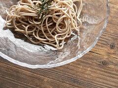 ガラス食器 <侘び・寂び>涼のプレート22.4cm【日本製・食器%OFF・訳あり・アウトレット・皿...