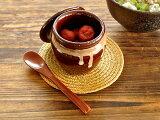 食器 小鉢 おしゃれ 和食器 モダン 美濃焼 ボウル 梅干し 漬物鉢 瓶 アウトレット カフェ風 アメ白流し1号カメ125cc