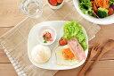 白い食器 【白磁の軽量】当店レビュー件数ナンバーワン★ランチプレート ホワイトレベル2