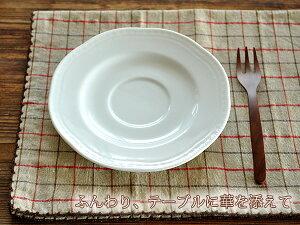11/20(木)10時よりNewアイテム販売スタート!白い食器 カップ&ソーサー<ソーサーのみ> ホ...