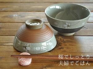 和食器 有田焼の土の素材桜吹...