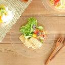ガラス食器 DURALEX PARIS ディナープレート【フランス製/食器/おしゃれ/訳あり/アウト