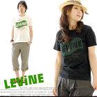 ★メール便OK♪【倉敷児島発/SS】Levinemi-215.ネット限定メッセージTシャツ10P04feb11
