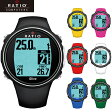【RATIO】FL1100 レシオ iDive Easy Sports(スポーツ)ダイブコンピュータ【日本正規品】【10P19Aug17】