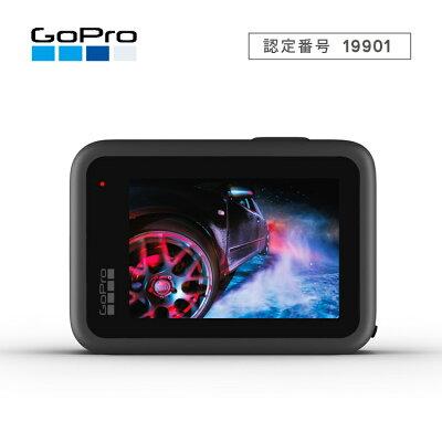 〔在庫あり〕 GoPro ゴープロ HERO9 Black CHDHX-901-FW ウェアラブルカメラ (国内正規品) 画像2