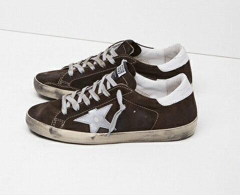 メンズ靴, スニーカー GOLDEN GOOSE DELUXE BRANDSUPERSTAR 271(COFFEE)43(27.5-28cm)