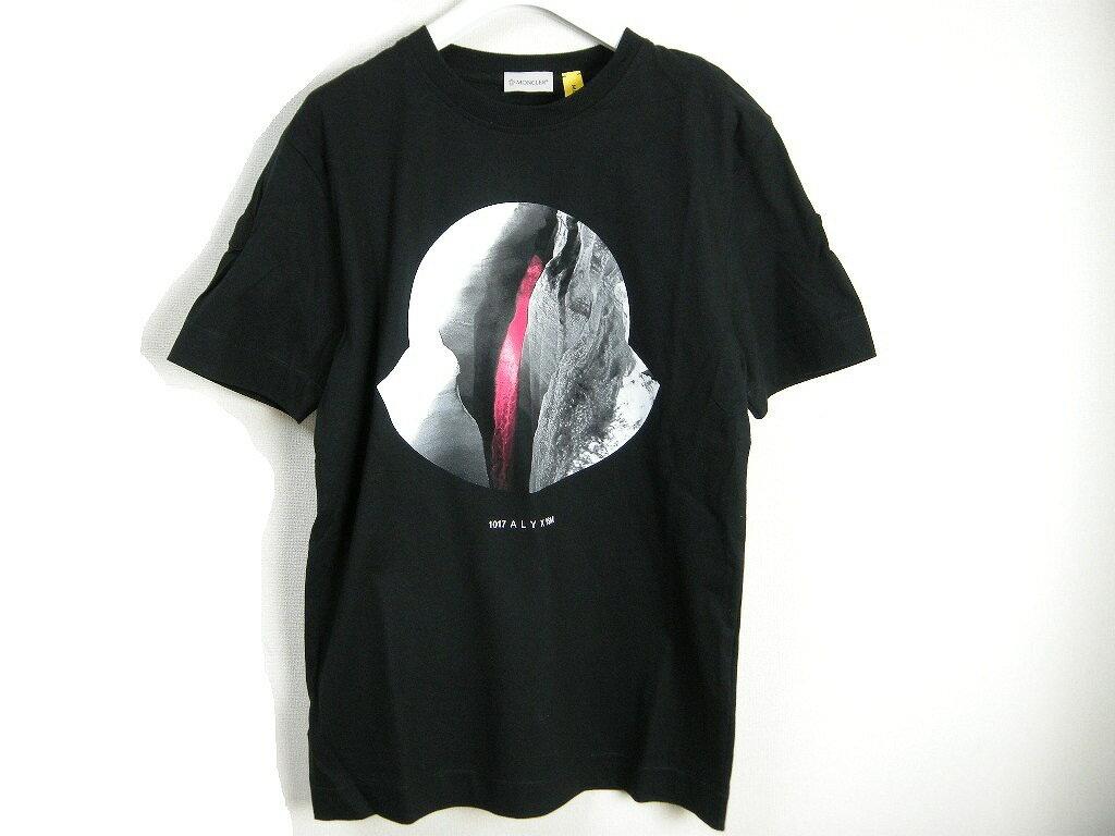 トップス, Tシャツ・カットソー MONCLERGENIUSALYX 9SMT2019-2020AWT-SHIRT GIROCOLLOTEETT9998000650-829 FUSML