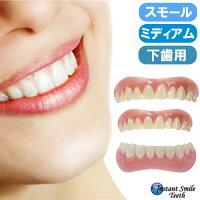 インスタントスマイル入れ歯つけ歯前歯ワンタッチ歯欠損上歯下歯付け歯