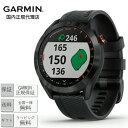 MICHIMATA ver.Rで買える「GARMIN Approach S40 Black 010-02140-21ガーミン アプローチ ブラック ゴルフ ランニング サイクリング スイム スポーツ アウトドア[時計 スマートウォッチ ウェアラブル GPS 防水]」の画像です。価格は34,800円になります。