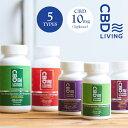 CBD LIVING(CBDリビング) CBDオーガニックグミ 1粒10mg