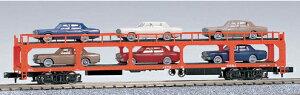 ★Nゲージ 鉄道模型 自動車輸送用貨車★ク5000 乗用車付【KATO・8018-2】「鉄道模型 Nゲージ...