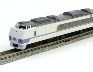 キハ183系特急ディーゼルカー(まりも)セットB (6両) 【TOMIX・98641】「鉄道模型 Nゲージ トミックス」