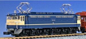 ☆カトー Nゲージ 電気機関車☆EF65-500(F形)【KATO・3060-2】「鉄道模型 Nゲージ カトー」
