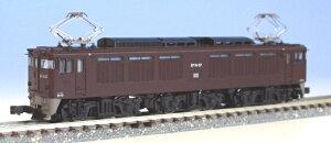 ☆カトー Nゲージ☆EF64-37 (茶色)【KATO・3041-3】「鉄道模型 Nゲージ カトー」