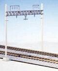 HO 複線架線柱(6本入)【KATO・HO・5-051】「鉄道模型 HOゲージ カトー」