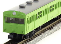 通勤電車103系 KOKUDEN-003 ウグイス 3両セット 【KATO・10-037】「鉄道模型 Nゲージ カトー」
