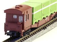 コキフ50000 C20形コンテナ搭載【KATO・8054】「鉄道模型 Nゲージ カトー」