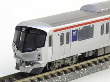 首都圏新都市鉄道(つくばエクスプレス)TX-1000系 6両セット【マイクロエース・A6890】「鉄道模型 Nゲージ MICROACE」