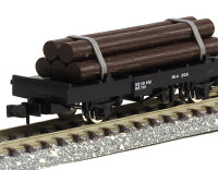 チ1形タイプ(木材付)【TOMIX・2720】「鉄道模型 Nゲージ トミックス」